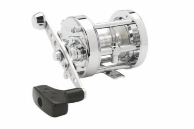 Abu Garcia Multiplier Reel - Ambassadeur 6500 Cs Chrome Rocket