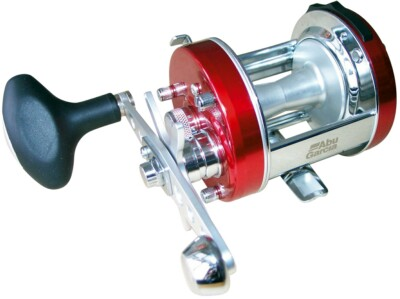 Abu Garcia Multiplier Reel - Ambassadeur Classic 6500 Ct Mag Hi Speed