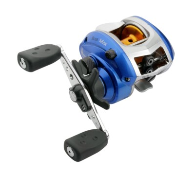 Abu Garcia Multiplier Reel - Bluemax L Lowprofile Box