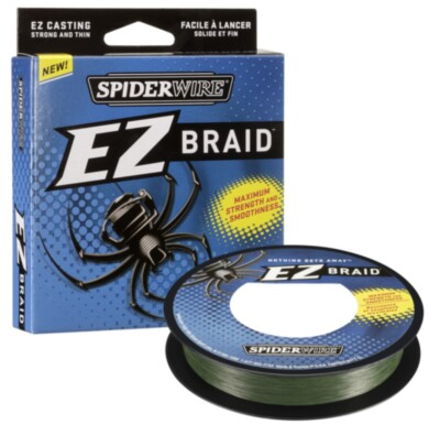 Spiderwire Ez Braid - 300 Yards-10lb