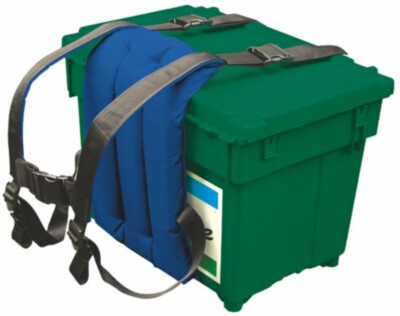SHAKESPEARE(F) Seatbox Sherpa
