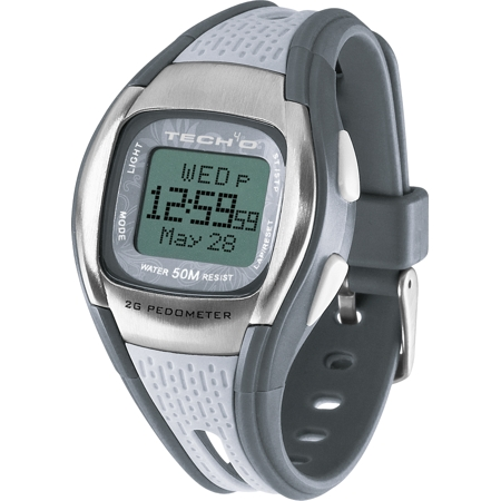 Tech4o Women's Accelerator Vapor Blue Watch - Grey