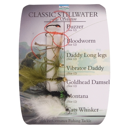 Shakespeare Fly Selection No5 Classic Stillwater