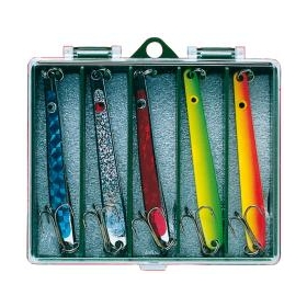 Shakespeare Slim Jim Lure 15gm(pack Of 5)