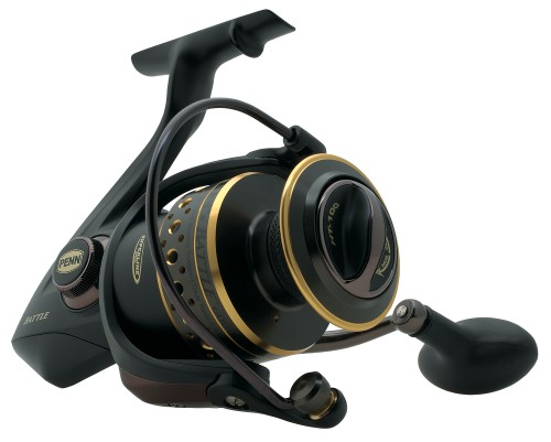 Penn Battle 200 Spinning Inc. Spare Spool - 6lb/210yds - Black