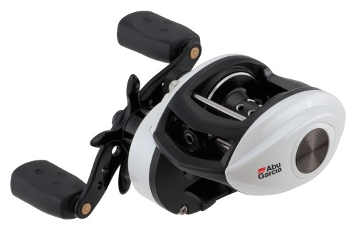 Abu Garcia Revo S Low Profile Reel - Black/white