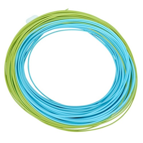 Shakespeare Agility Fly Line - Inter Wf7 - Azure Blue/green
