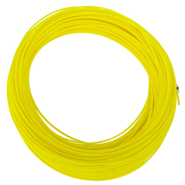 Shakespeare Sigma Fly Line - Float Wf4 - Yellow