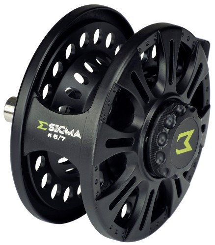 Shakespeare Sigma Fly 6/7wt Reel - Black