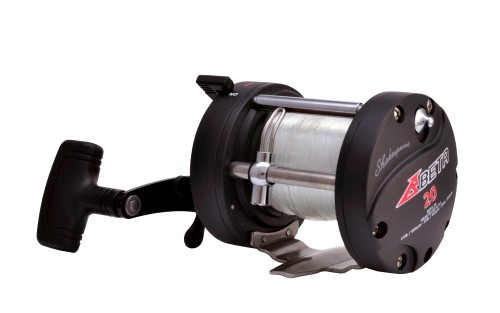Shakespeare Beta Multiplier Reel 20 Lb - Black