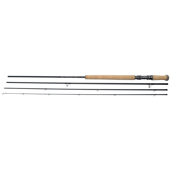Shakespeare Oracle Scandi Rod 8# 12.9 ft - Black
