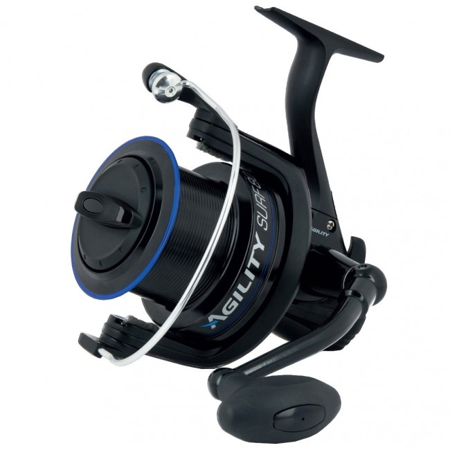SHAKESPEARE(F) Shakespeare Agility 70 Surf Reel  - Black