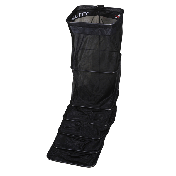 Shakespeare Agility Square Keepnet 3 m - Black