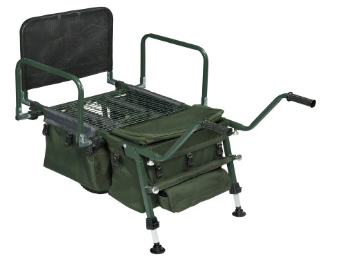 Jrc Easy Rider Extreme Fishing Barrow - Green