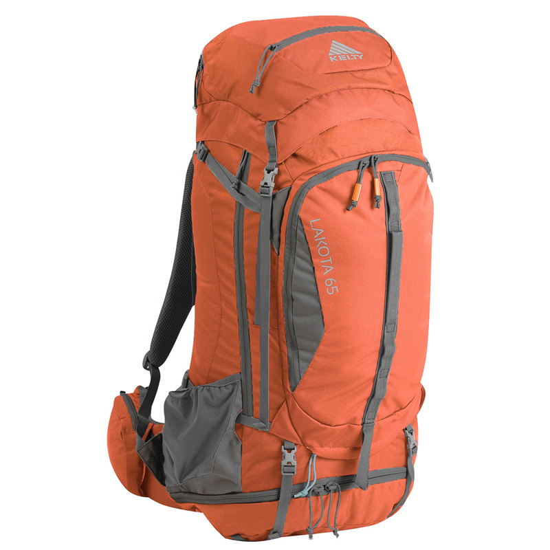 Kelty Lakota S/m Backpack 65 Litres - Red Clay