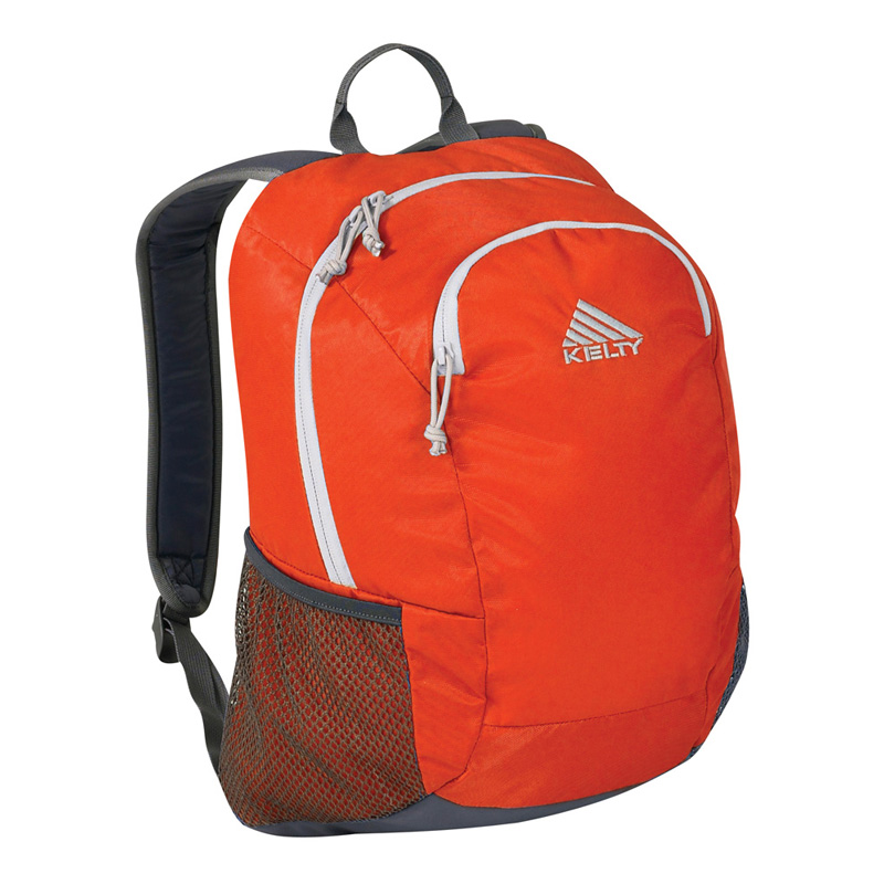 Kelty Minnow Unisex Child Junior Backpack 4-8 Years - Fiesta