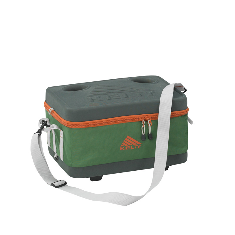 Kelty Folding Cooler (small) Forest Green