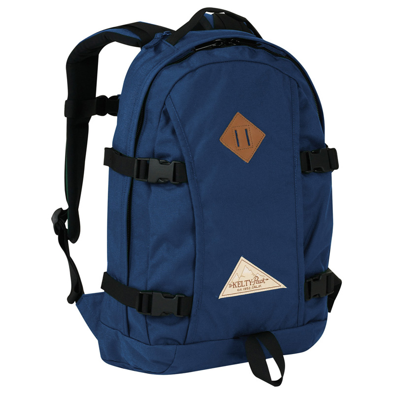 Kelty Captain Classic Style Backpack - Navy
