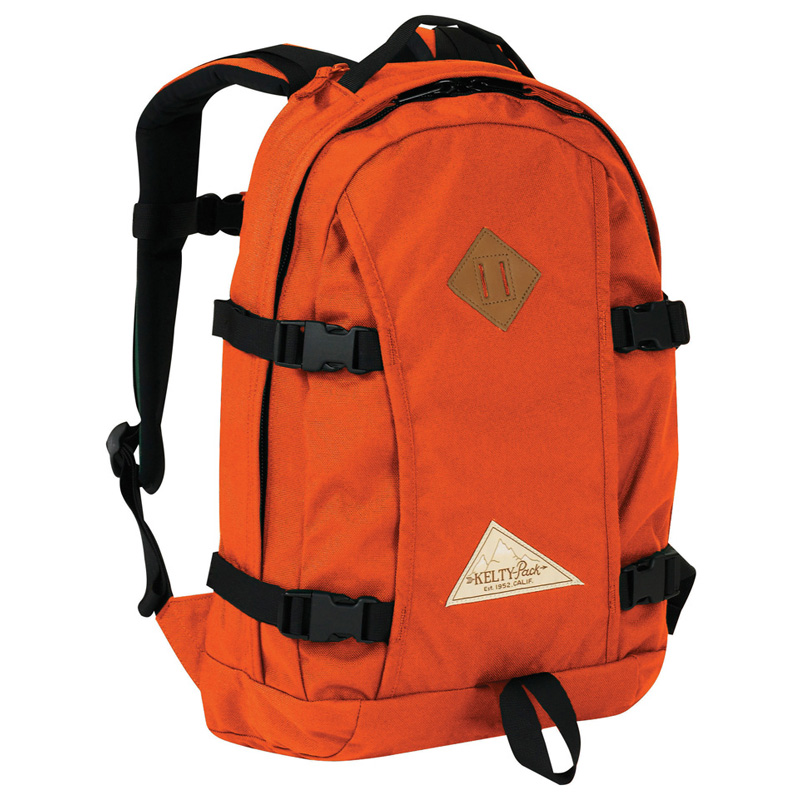 Kelty Captain Classic Style Backpack - Orange