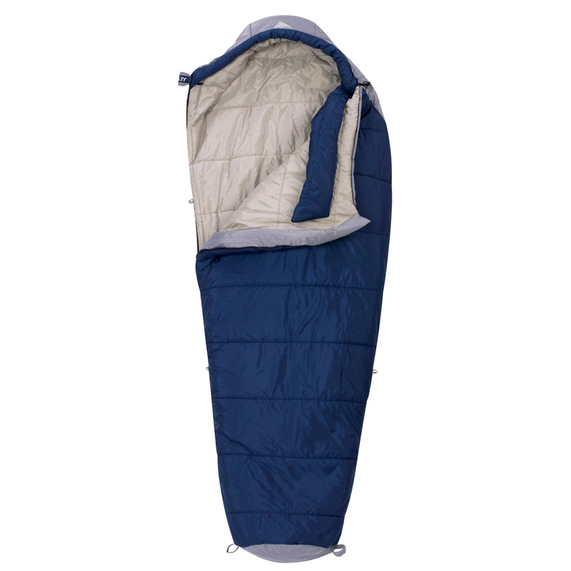 Kelty Cosmic 20° Cloudloft Pro Sleeping Bag - Rh Extra Long - Twilight