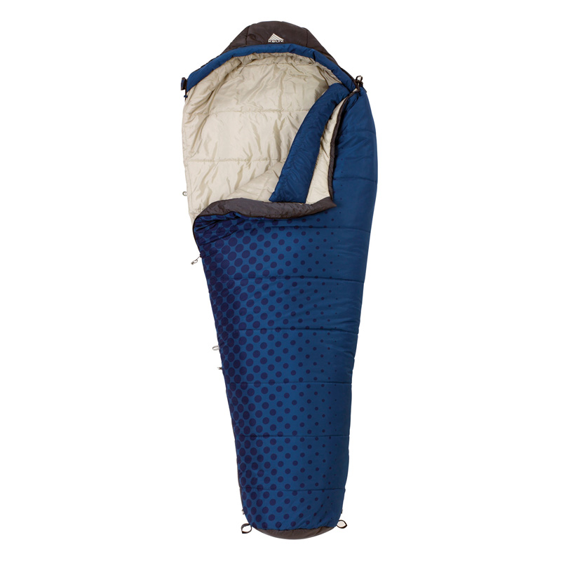 Kelty Cosmic 20° Cloudloft Pro Sleeping Bag - Rh Extra Long - Palace Blue