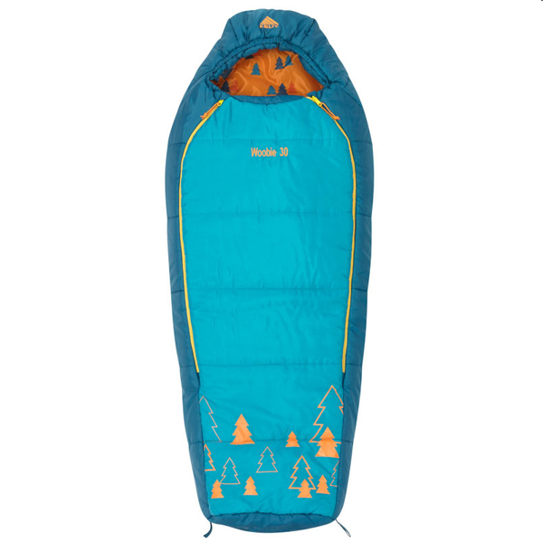 Kelty Woobie 30° Boys 2 Season Sleeping Bag (-1°c)
