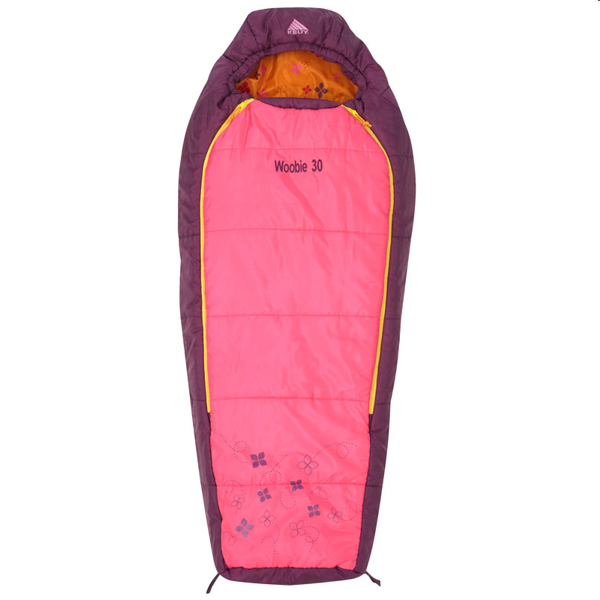 Kelty Woobie 30° Girls 2 Season Sleeping Bag (-1°c)