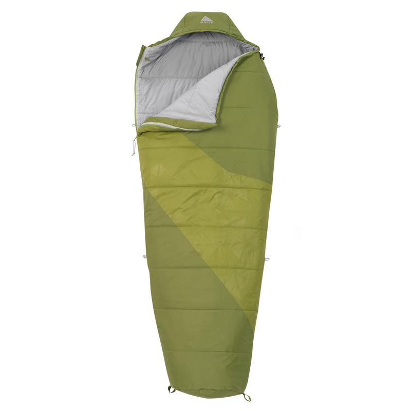 Kelty Ignite 40° / EN 37° Sleeping Bag - RH Regular - Avocado