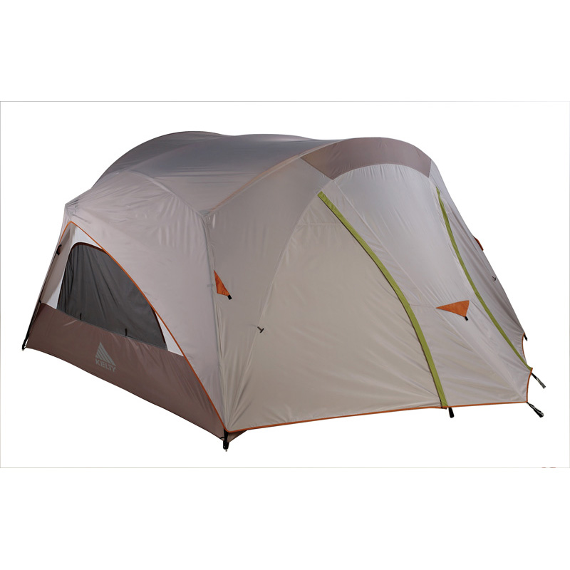 Kelty Parthenon 8 8 Person Tent - Cool Grey/putty