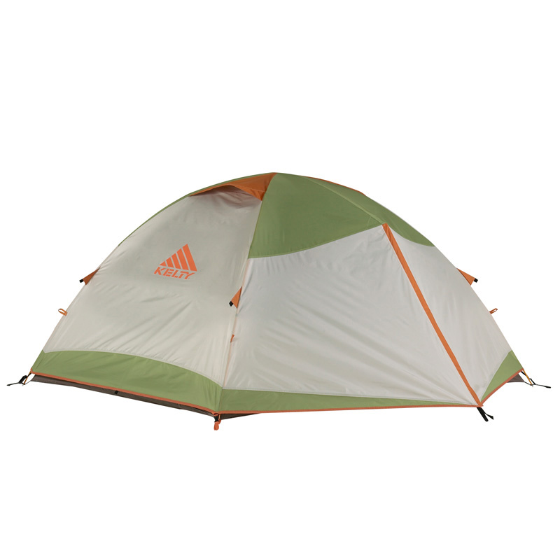 Kelty Trail Ridge 3 3 Person Tent - Cool Grey/putty/apple Green
