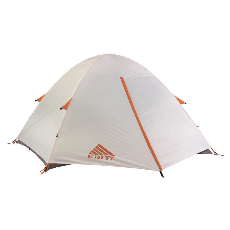 Kelty Salida 4 4 Person Tent - Cool Grey/putty/apple Green