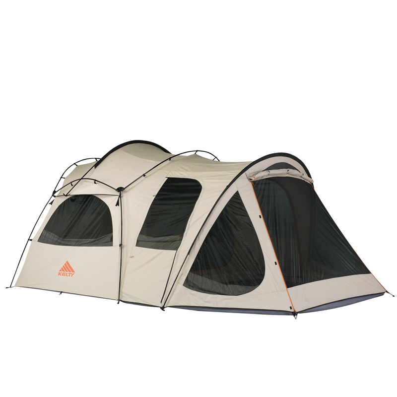 Kelty Frontier 4 4 Person Tent - Putty