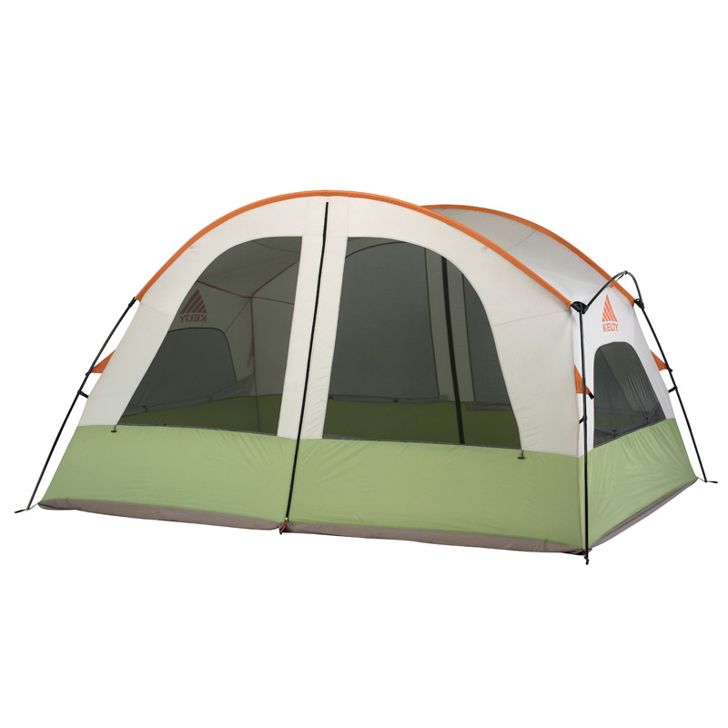 Kelty Screenhouse Tent - Large - Cool Grey/putty/apple Green