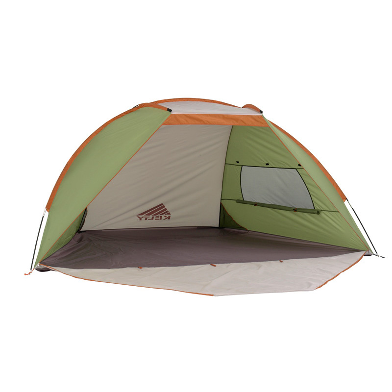 Kelty Cabana Portable Shelter - Large - Cool Grey/putty/apple Green