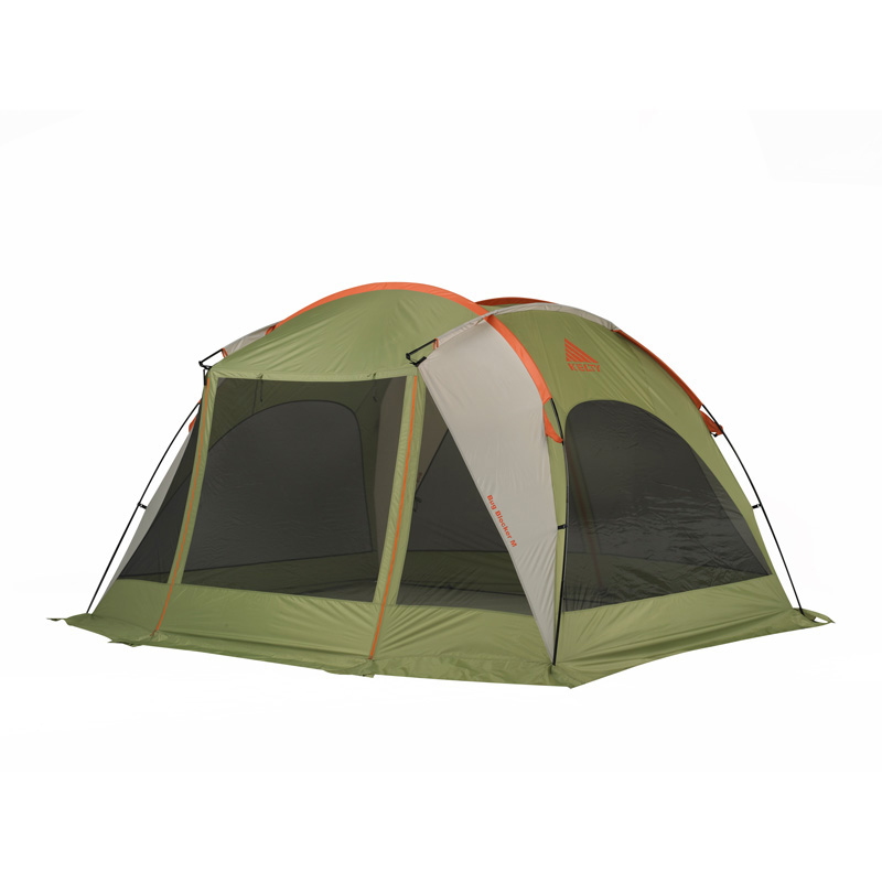 Kelty Bug Blocker Tent - Large - Apple Green/cool Grey