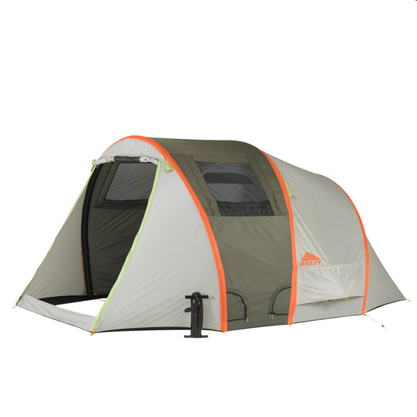 Kelty Mach 4 - 4 Person Airpitch Tent + Included Footprint