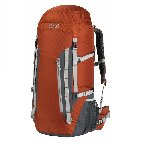 Wenzel Escape Backpack 50 Litres - Russet