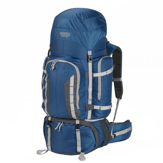 Wenzel Backpack Escape 90L True Blue