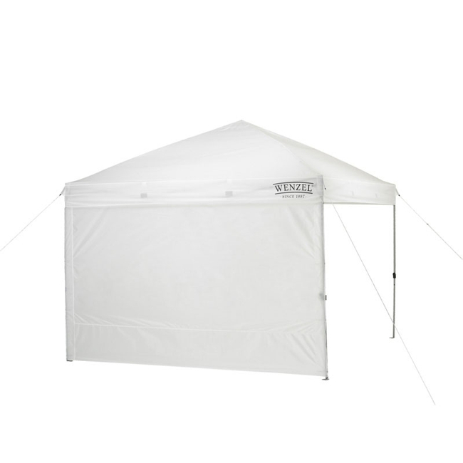 Wenzel Smartshade Sunshade / Windbreak 10ft Wall For 10ft Canopy