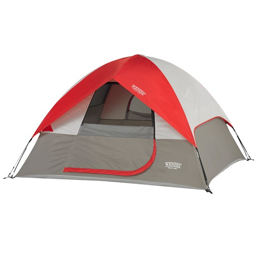 Wenzel Ridgeline 3 Person Dome Tent - 7 X 7 Ft
