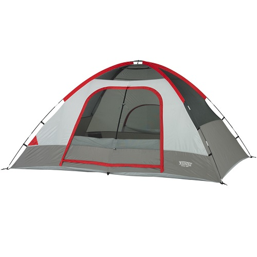 Wenzel Pine Ridge 5 Person 2-room Dome Tent - 10 X 8 Ft
