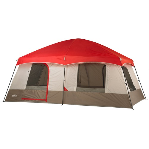 Wenzel Timber Ridge 10 Person Cabin Tent - 16 X 10 Ft