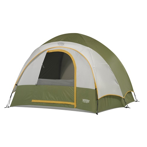 Wenzel Ponderosa 3 Person Dome Tent - 7 x 7 ft