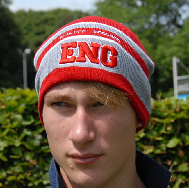 England Supporters Beanie Hat