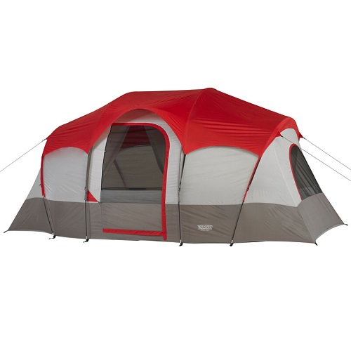 Wenzel Blue Ridge 7 Person 2-room Tent - 14 X 9 Ft